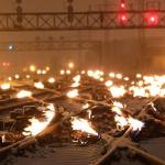 當體感溫度跌破零下45度:芝加哥地鐵決定「火燒鐵軌」,乘客才能順利搭車