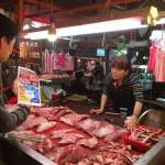 春節期間豬肉交易量大 切勿從疫區購買肉製品