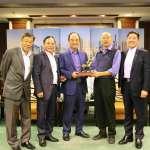 前香港馬會成員拜會 韓國瑜:賽馬產業預期帶動高就業人口