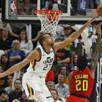 NBA》豪小子得分為2019年新低 爵士16分差抓下老鷹