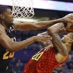 NBA》林書豪上場僅13分鐘得8分 老鷹柯林斯生涯新高35分射太陽
