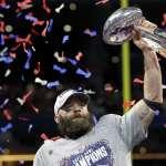NFL》艾德曼奪超級盃MVP 布雷迪:這是他應得的