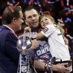 NFL》愛國者拿超級盃冠軍 布雷迪成史上最多冠四分衛