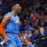 NBA》威少本季第4次15分15籃板15助攻 極品大三元僅差上古神獸一場