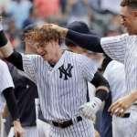 MLB》洋基紅髮小子走出腦震盪陰霾 誓言搶下偶像「園丁」位置