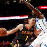 NBA》林書豪替補拿13分 仍不敵老東家黃蜂