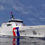 新年台船造新艦 百億打造巡防艦