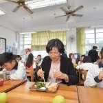 彰化持續推免費營養午餐 營養美味再升級