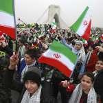 伊朗革命40周年》川普諷伊朗只有失敗可言 魯哈尼回嗆:白癡!堅持研發飛彈