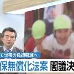 安倍政府的少子化解方:日本內閣通過幼童保育所免費案,新法10月1日上路