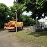 節省水資源 中市水資中心淨化汙水免費取用