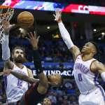 NBA》極端的打球風格遭批 威少:我不在乎