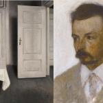 畫一堆門窗、背影的丹麥作家,為何在死後數十年才被發掘?謝哲青道出他畫中的奧妙…