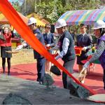 南投竹林派出所新建工程動工 預計年底完工