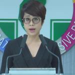 同婚議題  李晏榕:個人確實支持修民法,「當然身為發言人,是要為黨政策辯護」