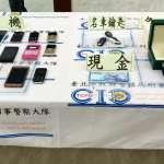 「斬手」行動截斷詐騙產業鏈 台北查緝成效名列六都之首