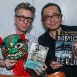台北國際書展》用拍電影的規格來畫漫畫 德國作者揭露驚人的作業過程
