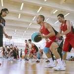 籃球》UA籃球訓練營前進校園 永吉國中球員受益良多