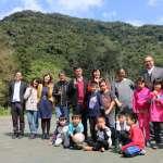 烏來偏鄉實踐地方創生 學者參訪種籽親子實驗小學