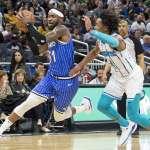 NBA》魔術成功戲耍黃蜂 終止對戰13連敗