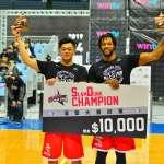 籃球》泰勒奪第二座灌籃大賽冠軍 經營社群盼啟發更多球迷