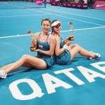 網球》詹家姊妹杜哈女網賽稱后 奪本季第2冠