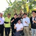 另類助選!賴清德與郭國文一同拜訪台南地震受災戶,主動「幫忙找工作」