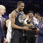 NBA》美媒列今夏8大自由球員最佳去處(二)杜蘭特擁抱大蘋果
