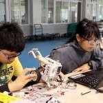 高雄市國中機器人競賽 挑戰機器人「快與準」