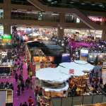 台北國際書展6天湧58萬人次 2020年吹韓風
