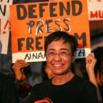 菲律賓「最危險」的女人蕾莎被抓 東南亞新聞自由持續受制