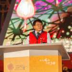 台灣燈會預演 國際級表演氣勢磅礡