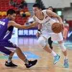 籃球》許浩翔飆生涯新高17分 松山得分破百擊退南湖