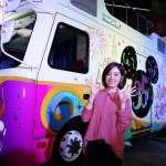「學姊」黃瀞瑩帶妳玩遍台北燈節!拍照熱點一次打包