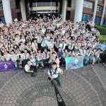 童軍羅浮群長年會 國際夥伴肯定台灣經驗