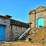 台南新秘境出現啦!日治水道長年昏暗形成「神秘蝙蝠洞」…歐風碉堡外觀更是拍美照必訪!