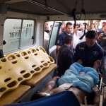 委內瑞拉危機》獨裁總統封邊境、擋外援 手無寸鐵的民眾反抗竟遭軍方開槍 釀2死14傷