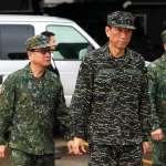 參謀總長李喜明傳3月卸任 陸軍司令王信龍料接棒