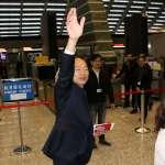 韓國瑜首出訪星馬拚觀光 李佳芬自費隨行顧健康