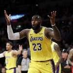 NBA》湖人輸給兩支西區弱旅不擔心 詹姆斯:我們必須保持積極態度