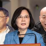 TVBS民調》國民黨不分區支持度狠甩民進黨12個百分點 民眾黨小贏時代力量位居第三