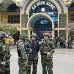 川金二會倒數計時,河內全城戒備 越南政府驅逐山寨金正恩!