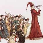 130名兒童聽了笛聲一夜失蹤,再也沒回來過!童話《花衣魔笛手》的歷史真相令人毛骨悚然