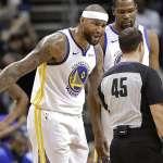 NBA》卡珍斯無辜被吹技術犯規 聯盟收回判決