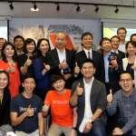 取經新加坡 韓國瑜:有台中企業家投資12億助高雄推青年創業