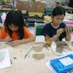 永定國小學生陶藝展  實用與創意兼具
