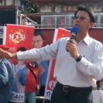 台南立委補選》國民黨得票率從18%增加到45% 謝龍介:已是藍營20年來最佳成績