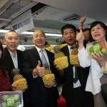 韓國瑜訪星馬 促成5685萬元商機