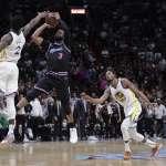 NBA》韋德0.8秒驚險絕殺 熱火1分差力挫勇士