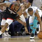 NBA》火箭第四節逆轉勝黃蜂  卡佩拉摘17籃板外帶23分